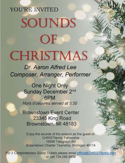 Sounds of Christmas